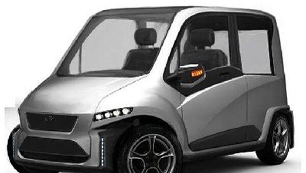 Pierwszy rosyjski samochód sterowany siłą myśli - Sputnik Polska