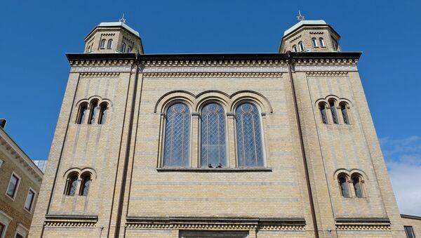 Synagoga w szwedzkim Goteborgu - Sputnik Polska
