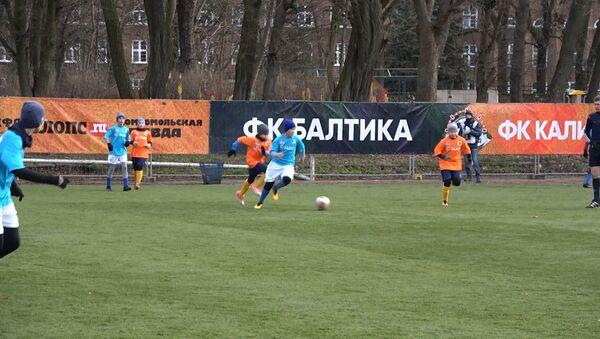 24-godzinny mecz piłki nożnej w Kaliningradzie - Sputnik Polska