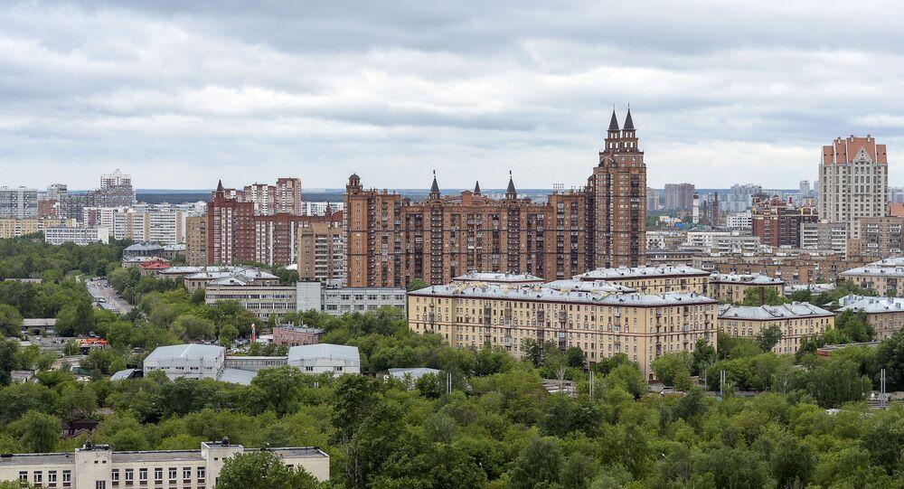 Domy mieszkalne w Moskwie