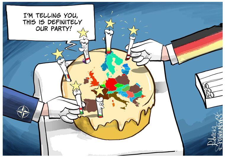 NATO i Europa