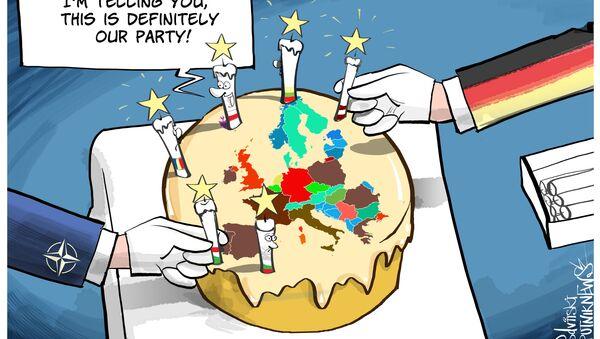 NATO i Europa - Sputnik Polska