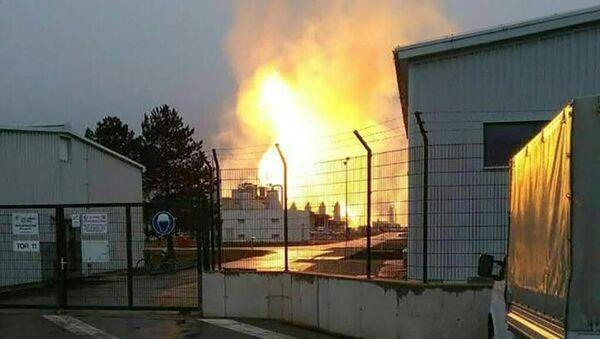 Wybuch gazociągu w Austrii - Sputnik Polska