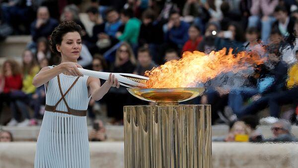 Zimowe Igrzyska Olimpijskie 2018 odbędą się w Pjongczangu - Sputnik Polska