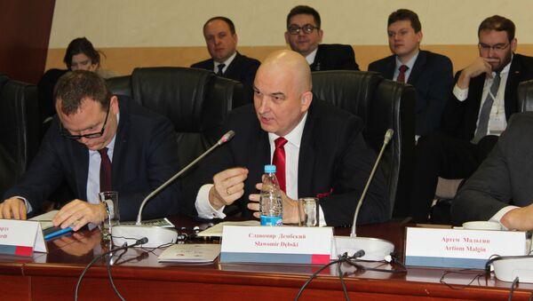 Sławomir Dębski, Dyrektor Polskiego Instytutu Spraw Międzynarodowych - Sputnik Polska