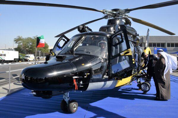 Helikopter Airbus H225 - Sputnik Polska