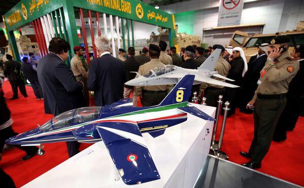 Modele włoskiego samolotu Aermacchi - Sputnik Polska
