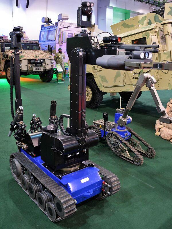 Systemy robotyczne sił zbrojnych Kuwejtu - Sputnik Polska