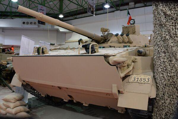 Bojowy wóz piechoty BMP-3 M - Sputnik Polska