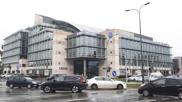 Siedziba stacji telewizyjnej TVN w Warszawie, Polska - Sputnik Polska