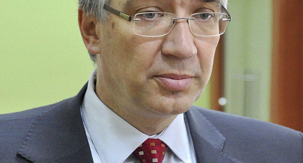 Ambasador Kanady na Ukrainie Roman Waszczuk