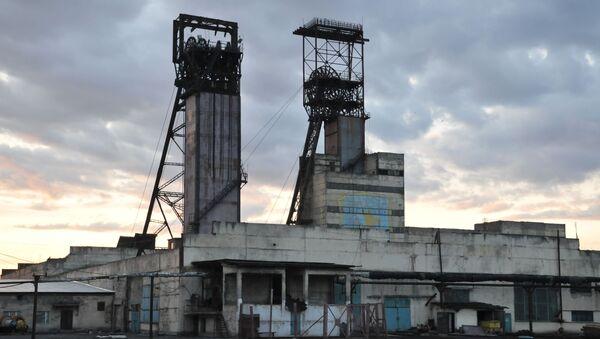 Kopalnia Stepnaja w obwodzie lwowskim - Sputnik Polska