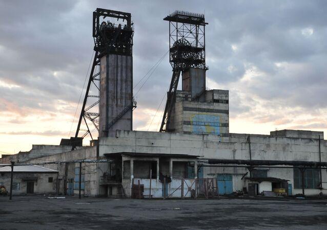 Kopalnia Stepnaja w obwodzie lwowskim