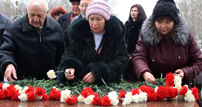 Polacy i Rosjanie oddali hołd bohaterom Wielkiej Wojny Ojczyźnianej w Riazaniu