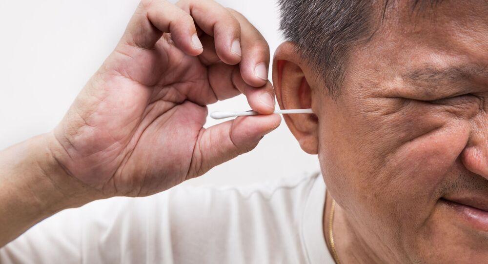 Pałeczki do uszu niebezpieczne dla zdrowia