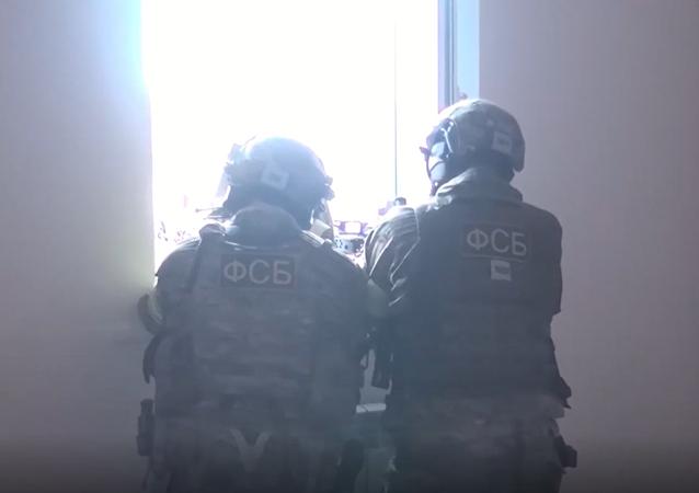 Funkcjonariusze Narodowego Komitetu Antyterrorystycznego  zlikwidowali trzech bojowników w Dagestanie