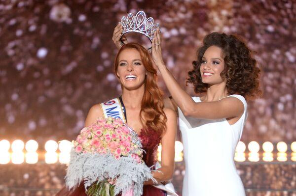 Zwyciężczyni konkursu Miss Francji 2018 Maeva Coucke - Sputnik Polska
