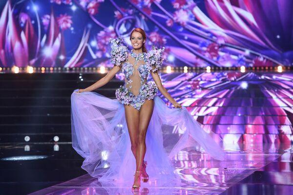 Zwyciężczyni konkursu piękności Miss Francji 2018 Maeva Coucke - Sputnik Polska