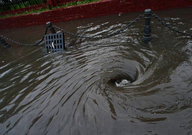 Powódź we Władywostoku