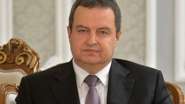 Przewodniczący OBWE Ivica Dačić - Sputnik Polska