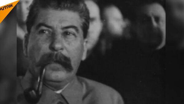 Józef Stalin (Dżugaszwili) - Sputnik Polska