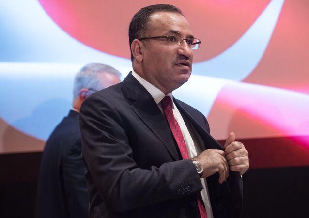 Wicepremier Turcji Bekir Bozdag w Waszyngtonie
