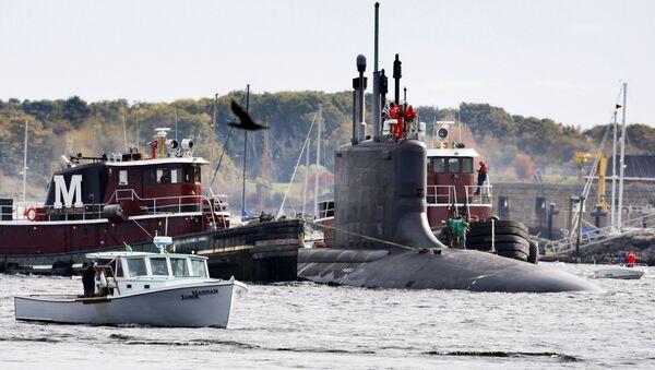 Okręt podwodny typu Virginia - Sputnik Polska