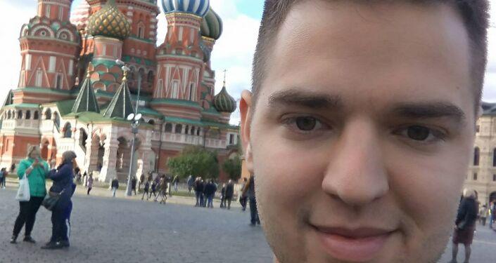 Andrzej Listwan w Moskwie