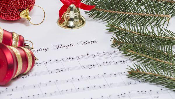 Ноты песни Jingle Bells - Sputnik Polska