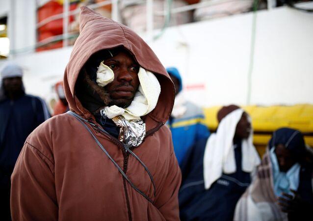 Migrant we Włoszech