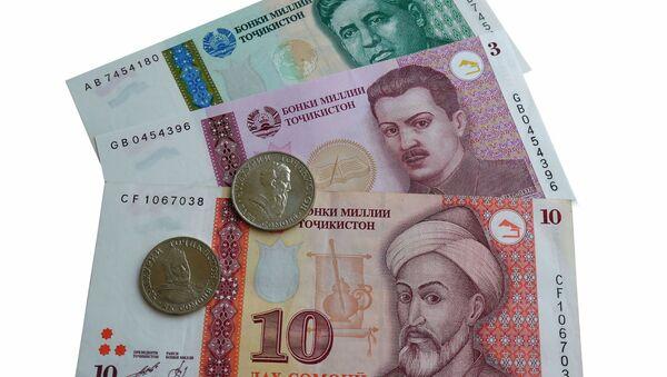 Tadżycka waluta - Sputnik Polska