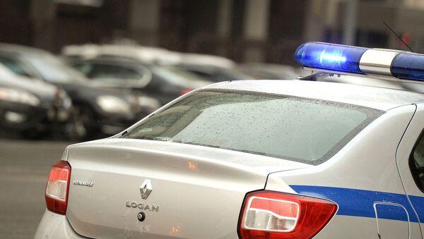 Policja, Rosja - Sputnik Polska