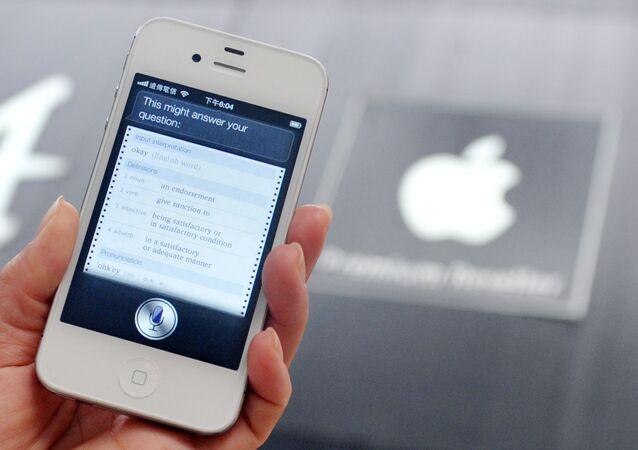 Asystent głosowy Siri