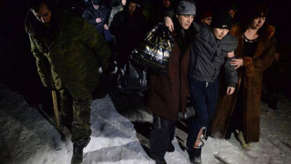 Wymiana jeńców w Donbasie - Sputnik Polska