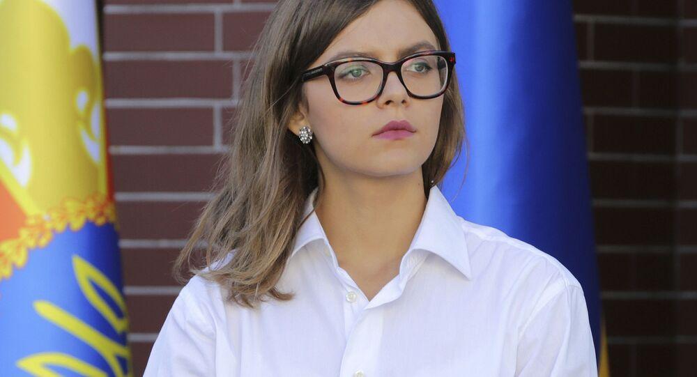 Zastępczyni ministra spraw wewnętrznych ds. integracji europejskiej Anastazja Diejewa