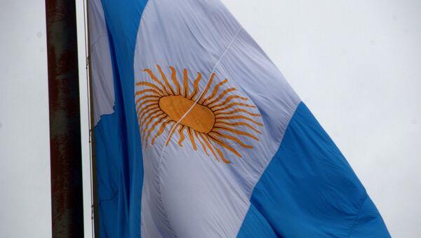 Bandera de Argentina - Sputnik Polska
