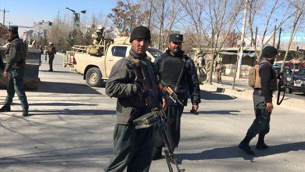 Wybuch w Kabulu - Sputnik Polska