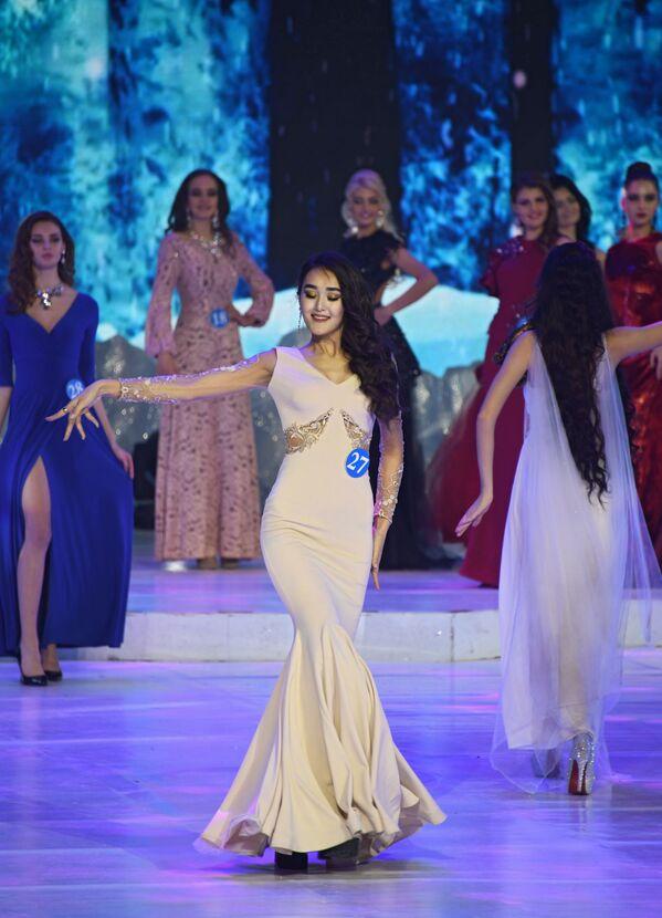 Aliya Iskanderova - pierwsza wicemiss konkursu Ambasadorka piękności w Mandżurii - Sputnik Polska