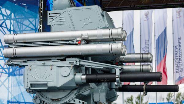 Morski system rakietowy Pancyr-ME - Sputnik Polska