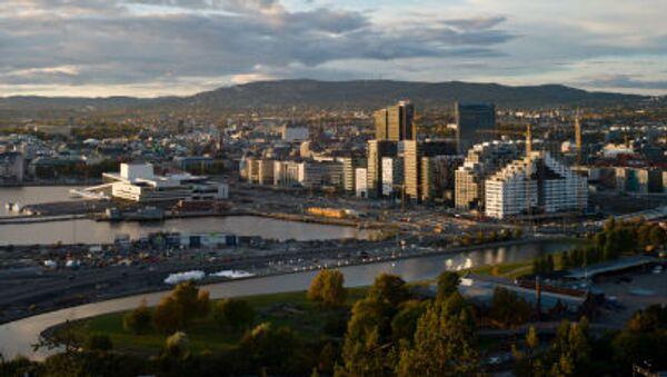 Oslo, Norwegia - Sputnik Polska