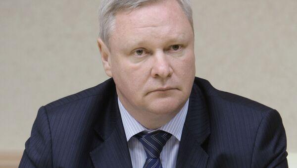 Władimir Titow - Sputnik Polska