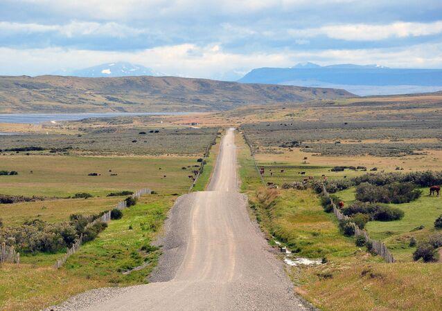 Chilijska Patagonia