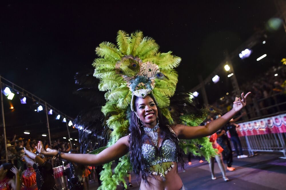 W festiwalu uczestniczyło 17 zespołów maskaradowych z różnych części kraju.