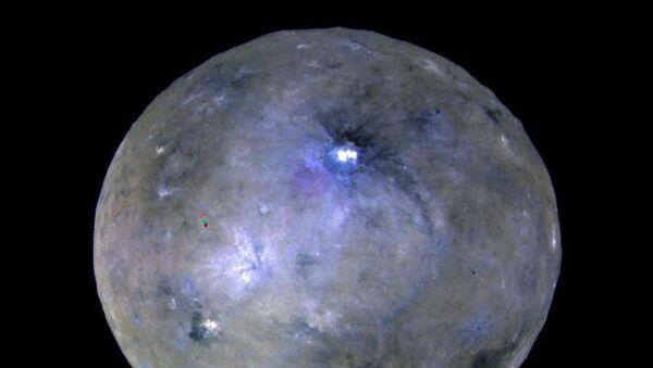 Planeta karłowata Ceres sfotografowana przez sondę kosmiczną Dawn - Sputnik Polska
