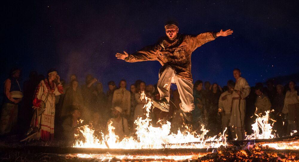 Etnofestiwal w obwodzie omskim