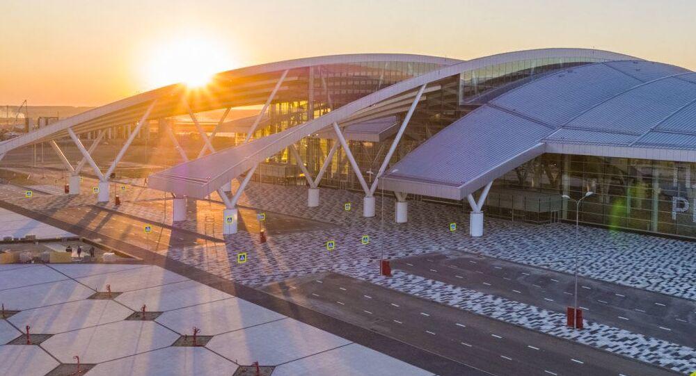 Międzynarodowe lotnisko Platow w obwodzie rostowskim