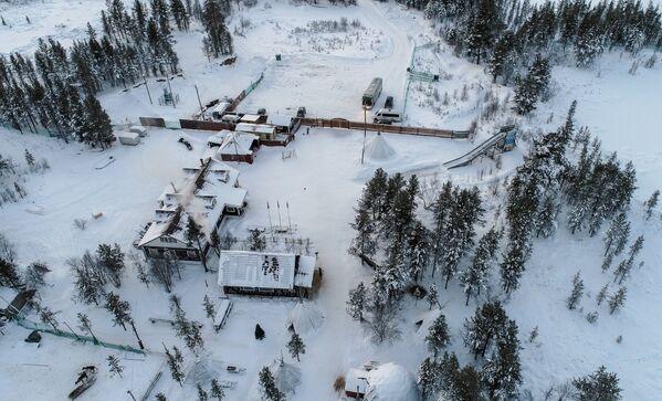 Saamowie (lub Lapończycy) są rdzennym ludem obwodu murmańskiego, który zamieszkiwał Półwysep Kolski, a także północną Norwegię, Szwecję i Finlandię. - Sputnik Polska