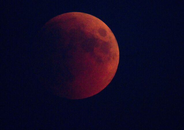 Zaćmienie księżyca