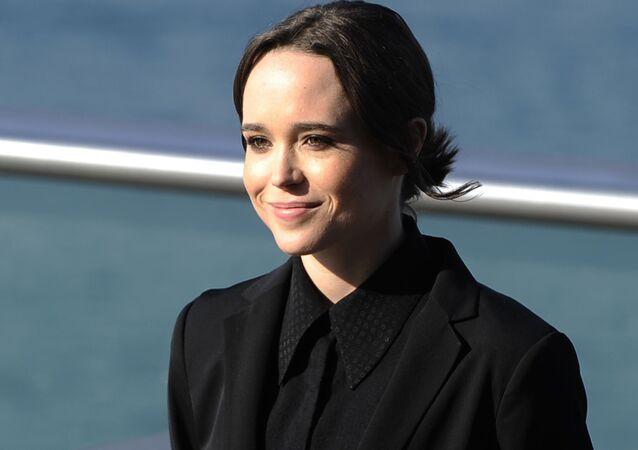 Kanadyjska aktorka Ellen Page