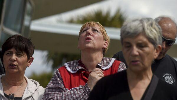 Krewni załogi argentyńskiego okrętu podwodnego San Juan wysłali list do Władimira Putina z prośbą o dalszą pomoc w poszukiwaniach jednostki - Sputnik Polska